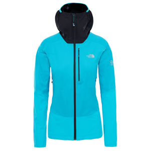 The North Face dámská bunda  DÁMSKÁ BUNDA SUMMIT L4 WINDSTOPPER SOFTSHELL S KAPUCÍ