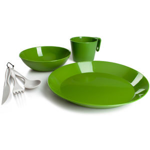 CASCADIAN 1 PERSON TABLE SET- GREEN